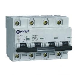 OPT – Interruptores automáticos magnetotérmicos / 10kA, 80-125A