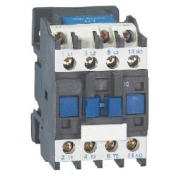 CLZ2 – Contactores tripolares y tetrapolares de corriente alterna / 9-95A