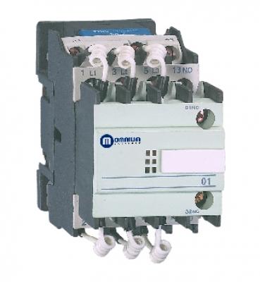 CLZ4 – Contactores para corrección de factor de potencia / 25-125A