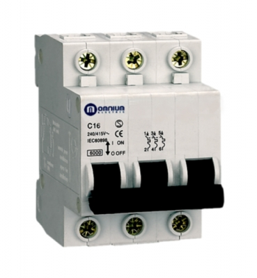 OPE – Interruptores Automáticos Magnetotérmicos / 3kA