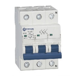 OPS – Interruptores automáticos magnetotérmicos / 6kA