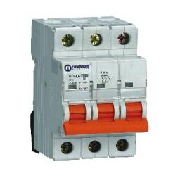 OPT – Interruptores automáticos magnetotérmicos / 10kA, 1-63A