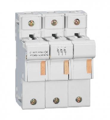 OPU – Bases portafusibles modulares