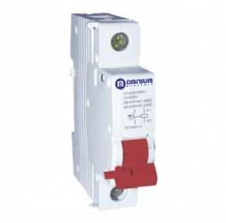 OPAU3 – Accesorios para magnetotérmicos