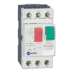 CLW1 – Dispositivos para la protección de motores