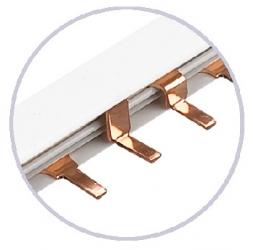 OPB – Peines y barras de conexión de cobre