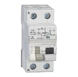 OPV – Interruptores automáticos magnetotérmicos con diferencial incorporado / 6kA /AC