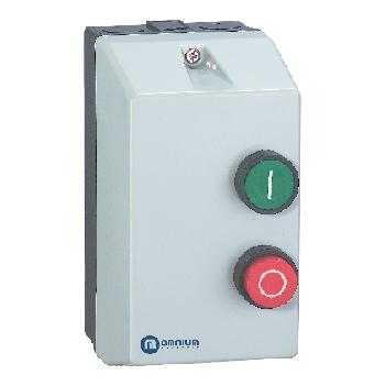 CLX1 – Arrancadores directos en caja de pulsadores