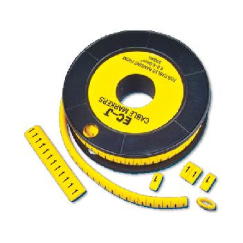Marcadores de cable (plano)